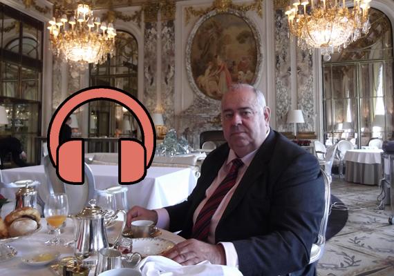 Audioentrevista a Enric Ribera Gabandé
