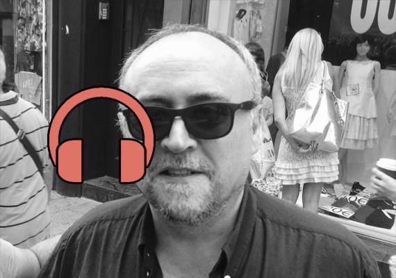 Audioentrevista a Josep Maria Cazares