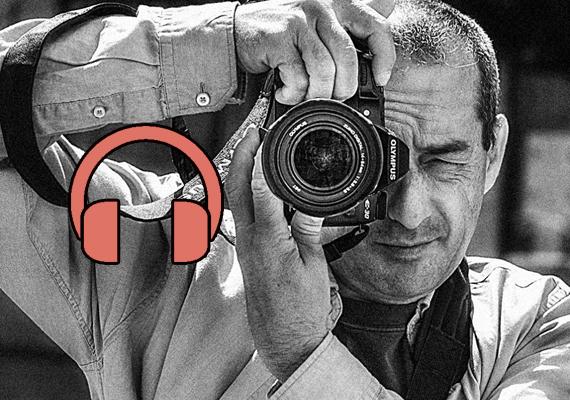 Audioentrevista a José Antonio Román
